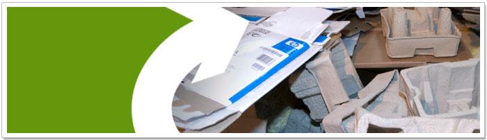 Ways to re-use the humble cardboard box
